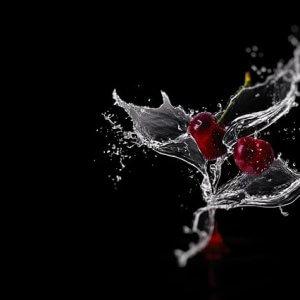 Suplementy diety Flavon zawiera ekologiczne owoce